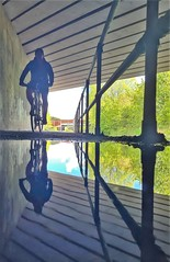 Photo of Shropshire Union Canal Reflection