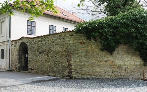 čp. 14/VI, Soběslavova 1, Praha, Vyšehrad (20210507)