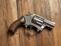 Charter Arms - Nickel Plated