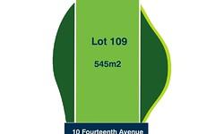 Lot 109, 10 Fourteenth Avenue, Austral NSW