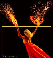 Danza Ritual del Fuego