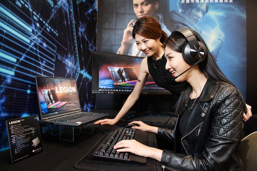 【新聞照片4】除了3款新筆電和H600耳機,Legion還擁有涵蓋螢幕、鍵盤、滑鼠等豐富的產品,為玩家建構完整Legion生態系。