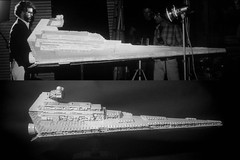 Torment ISD - George Lucas Studio Model  VS FlyInSpace