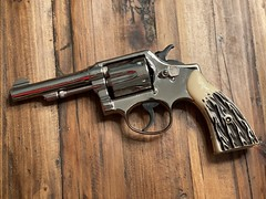 S&W - Nickel Plated