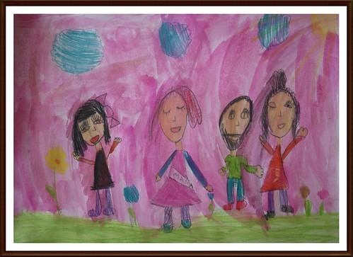 Ania Chodorowska lat 7