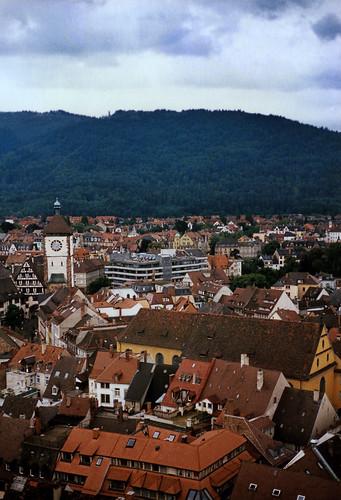 "Freiburg 1987 (11) Freiburger Münster • <a style=""font-size:0.8em;"" href=""http://www.flickr.com/photos/69570948@N04/51175783411/"" target=""_blank"">Auf Flickr ansehen</a>"