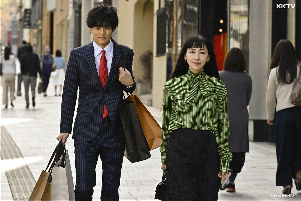 KKTV跟播日劇《要是當時吻了他》松1坂桃李飾演廢柴店員,愛上美女漫畫家麻生久美子