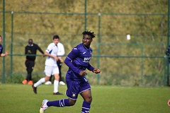 Season 2020-2021: U18 Friendly Anderlecht-Genk