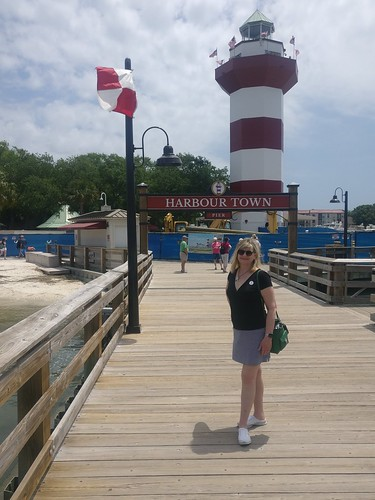 Coco on Harbourtown Pier