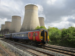 Photo of EMR 156 470. East Midlands Parkway