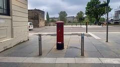 Photo of Decommissioned Post Box, Dixon Street, Glasgow