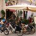Cohabitation piétons - cyclistes à Rimini 2