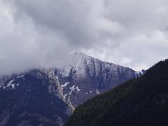 Aiguille Verte @ Plateau des Glières