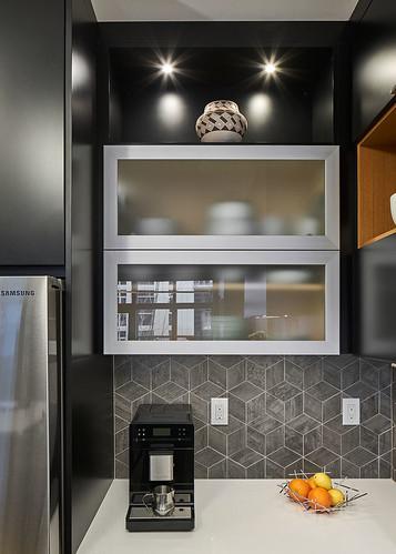 Riverstone Condo Kitchen + Bath 16s