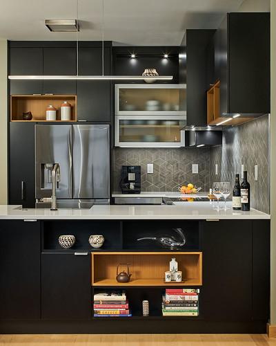 Riverstone Condo Kitchen + Bath 13s