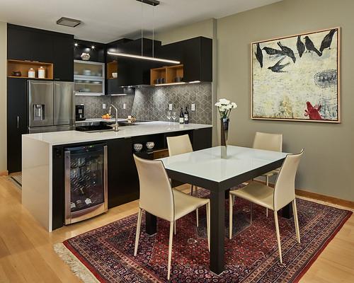 Riverstone Condo Kitchen + Bath 03s