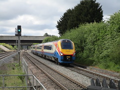 Photo of EMR 222 102. East Midlands Parkway