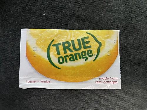 Tru Orange!