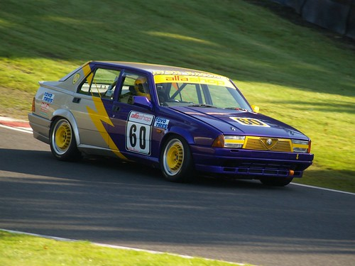 Clive Hodgkin in 75 3.0 at Oulton