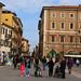Cohabitation piétons - cyclistes à Rimini 9
