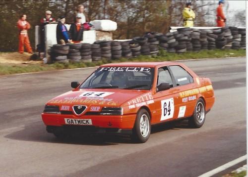 Ron Davidson at Mallory 1994
