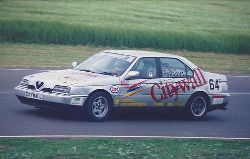 Martin Parsons in 24v 164 in 1998