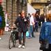 Cohabitation piétons - cyclistes à Rimini 6