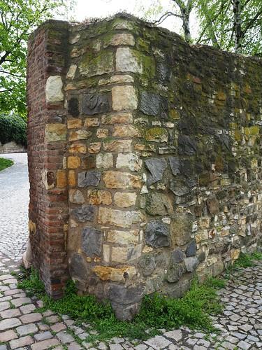 Vyšehrad, Praha 2, akropole