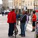 Cohabitation piétons - cyclistes à Rimini 5