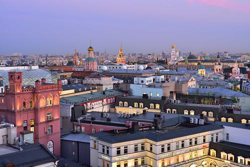 Tverskoy District: 1 of 2