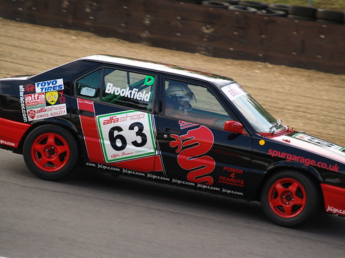 Ian Brookfield in 33 at Brands