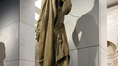 """Donatello, Prophet (possibly Habakkuk), known as the 'Zuccone"""""""