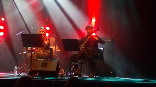 Steve Kilbey with The Hoffmen and Strings Attached, Albany Entertainment Centre, May 14 2021