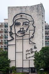 Che Guevara, Plaza de la Revolución