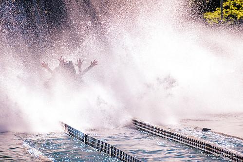 Splash of the day - Parc Astérix (Plailly/FR)