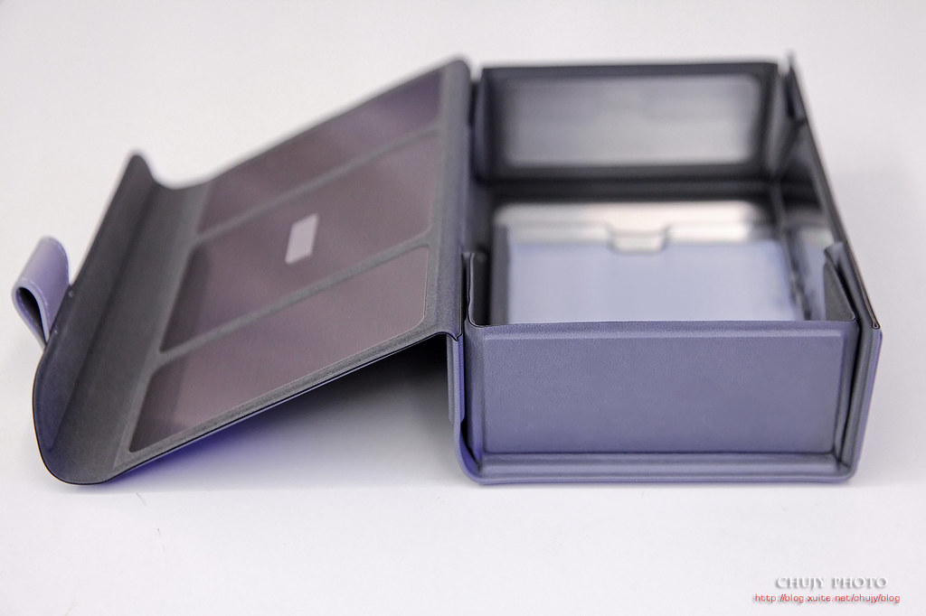 (chujy) Moshi 隨身折疊消毒盒 Deep Purple 隨身消毒好幫手 - 18