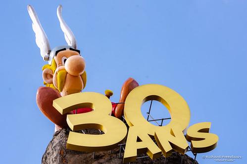30 Years of Parc Astérix fun! - Parc Astérix (Plailly/FR)