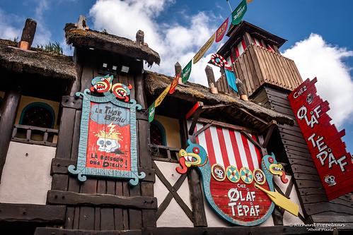 Chez Olaf Tepaf - Parc Astérix (Plailly/FR)