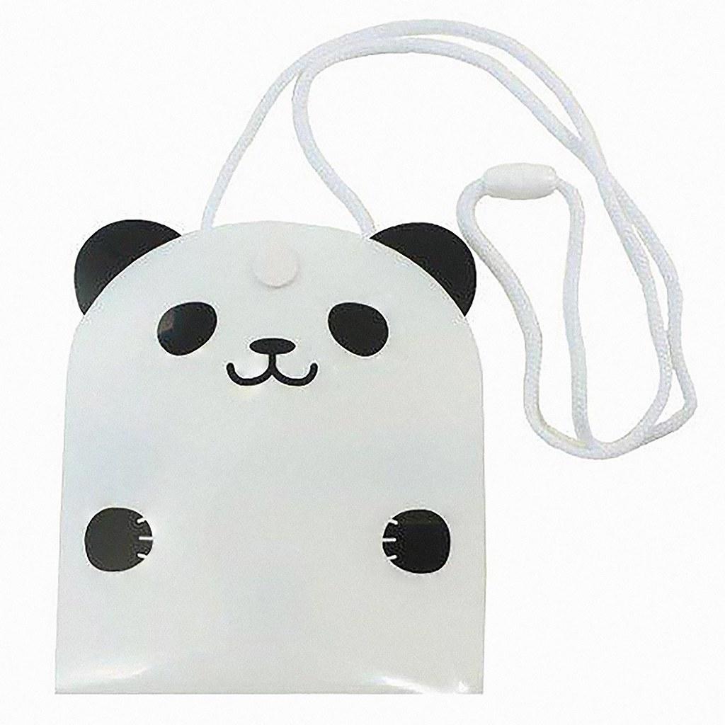 誠品線上推「質感系防疫」防疫商品銷量一週增3倍!熊貓造型口罩收納夾超可愛