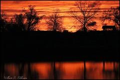 May 9, 2021 - A fantastic Adams County sunrise. (Bill Hutchinson)