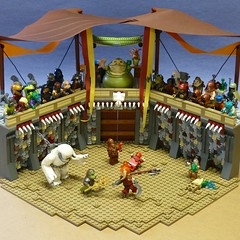 Jabba's Arena
