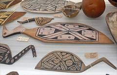 Ustensiles ménagers (Musée national d'ethnologie, Lisbonne)