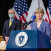 "Baker-Polito Administration to lift COVID restrictions May 29, state to meet vaccination goal by beginning of June • <a style=""font-size:0.8em;"" href=""http://www.flickr.com/photos/28232089@N04/51185533518/"" target=""_blank"">View on Flickr</a>"