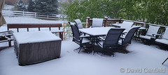 May 11, 2021 - Broomfield wakes up to snow. (David Canfield)