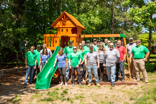 RVA Playground Build with Roc Solid Foundation