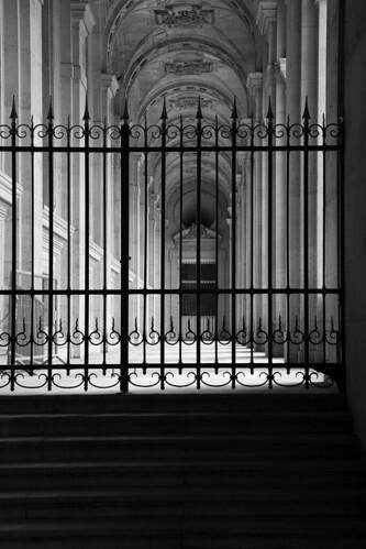 Musee du Louvre, Pyramide du Louvre | Cour Napoleon, Paris, France | I.M. Pei