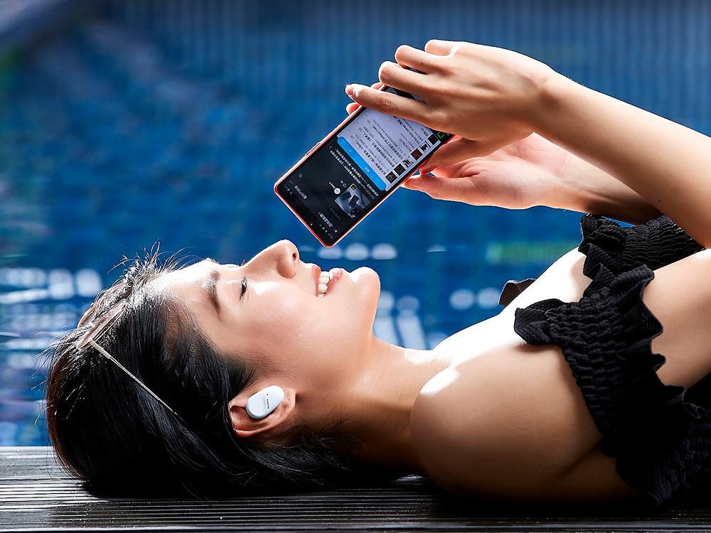 圖說、Xperia-10-III攜手KKBOX每月推出Xperia-Hi-res高音質精選歌單,帶來原音重現般的絕美音質