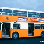 Tyne & Wear PTE 821 (OCU821R) - 29-08-78