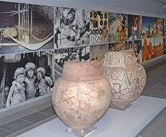 Urnes funéraires (Musée national d'ethnologie, Lisbonne)