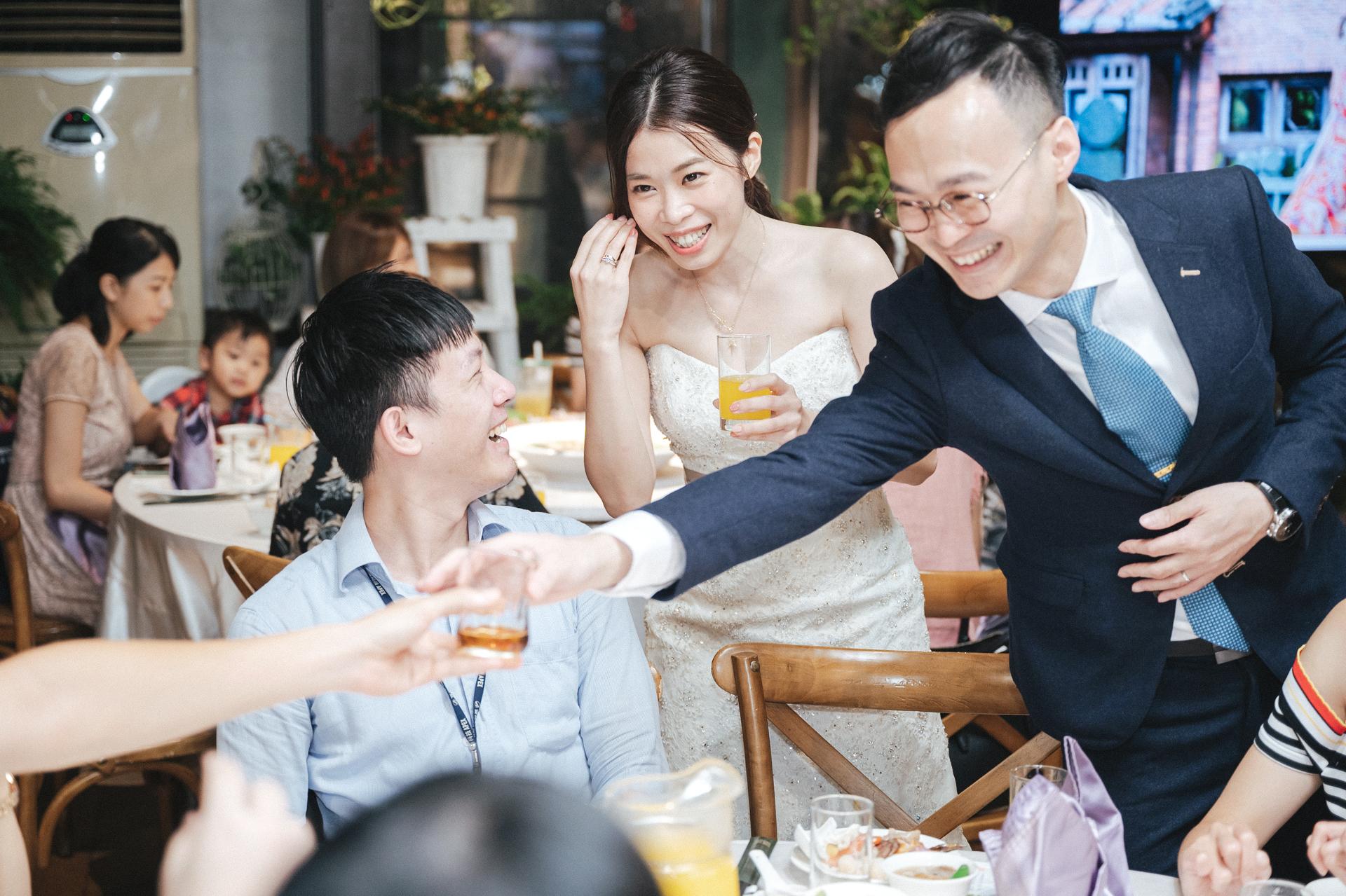 【婚攝】James & Erica / 孫立人將軍官邸(陸軍聯誼廳)
